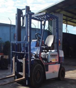 Xe nâng Komashu 2.5 tấn