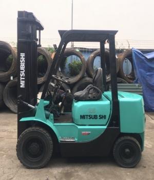 Xe nâng dầu Mitsubishi 2.5 tấn